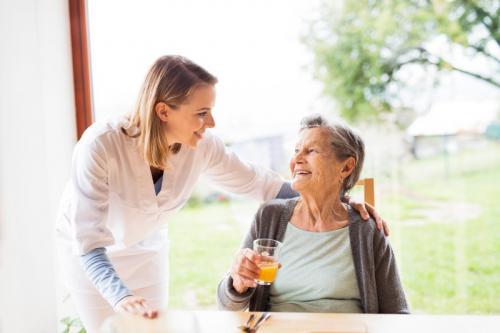 Quelles aides pour l'accompagnement au maintien à domicile ?