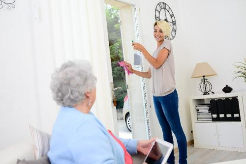 Comment bénéficier d'une aide ménagère ?